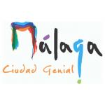 Málaga Ciudad Genial (logo)