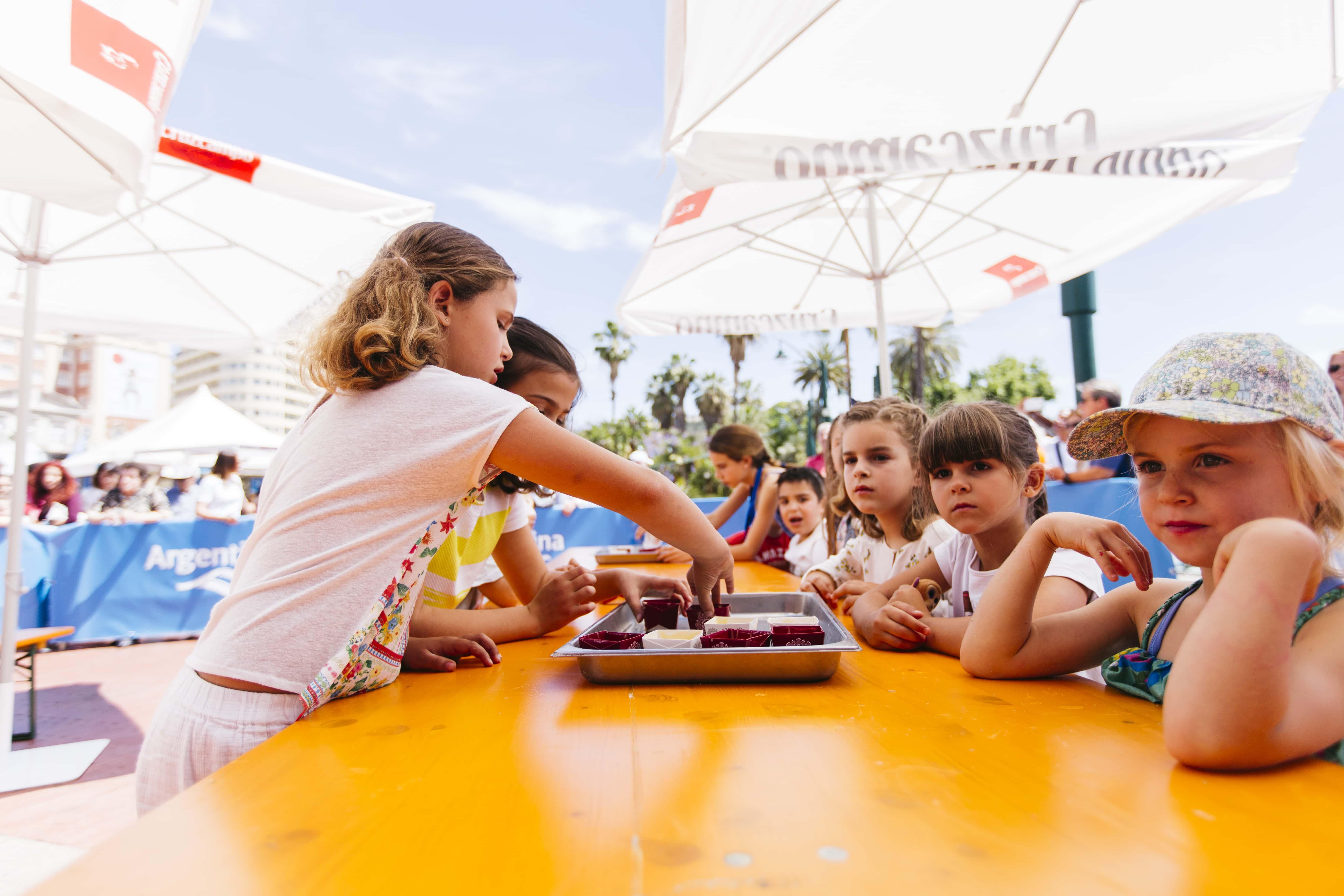 La Escuela de Cocina la Mesa Málaga | Málaga Gastronomy Festival 2018